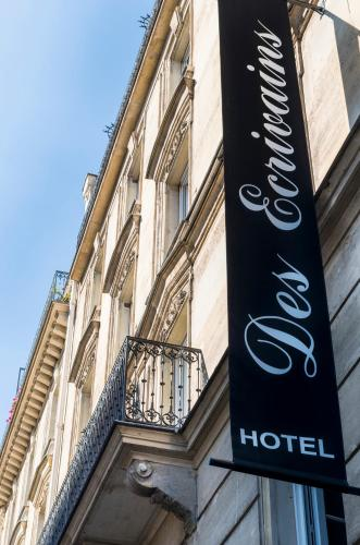 Hôtel Des Ecrivains