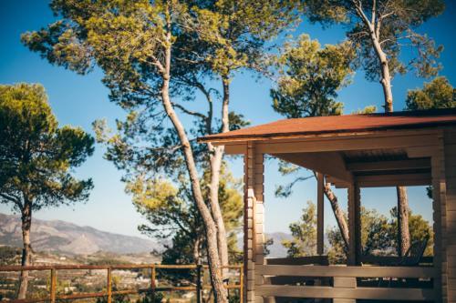 Chalet mit 1 Schlafzimmer (Lodge-Suite) Hotel La Escondida 2