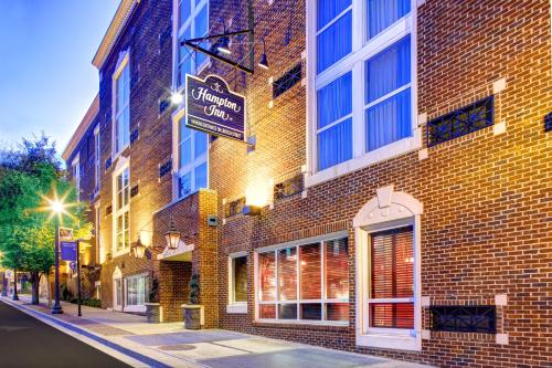 Hampton Inn Columbia Downtown Historic District Columbia