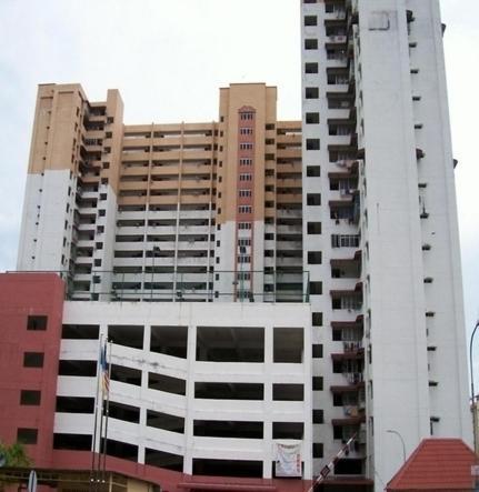 Отель Penang Seaview Homestay 0 звёзд Малайзия