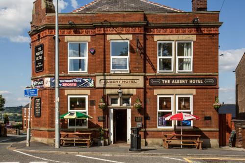 Albert Hotel Disley