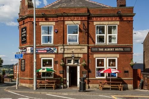 Image of Albert Hotel Disley