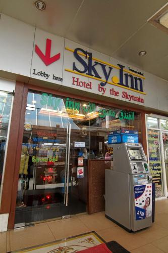 Отель Sky Inn 1 2 звезды Таиланд