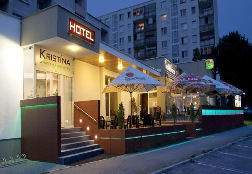 Отель Kristína 3 звезды Словакия