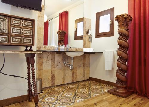 Double Room - single occupancy Hotel Rural Doña Berenguela 3