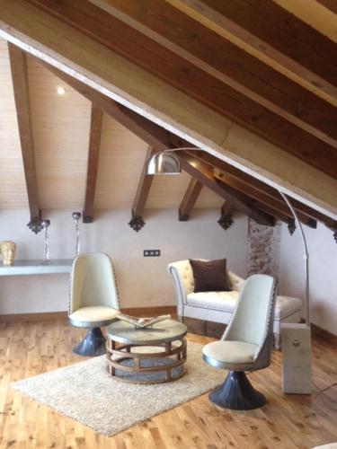 Suite Deluxe Hotel Rural Doña Berenguela 2