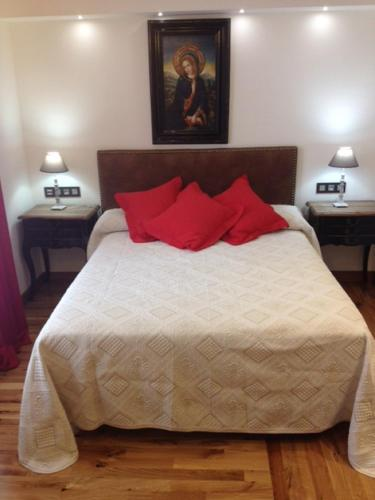 Double Room - single occupancy Hotel Rural Doña Berenguela 2