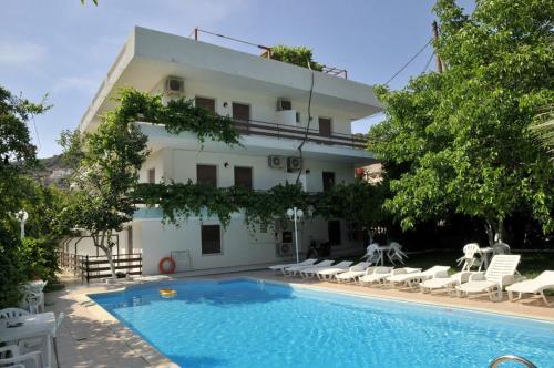 Отель Kaikas Studios 0 звёзд Греция