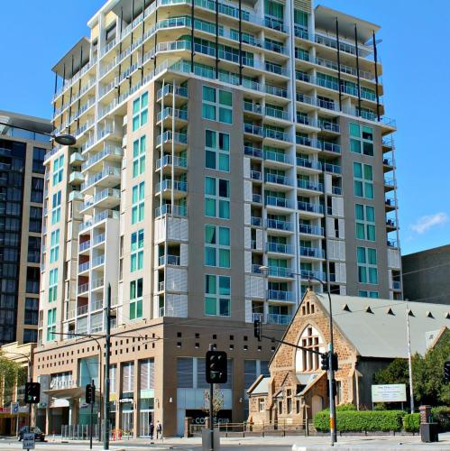 Adelaide DressCircle Apartments - North Terrace impression