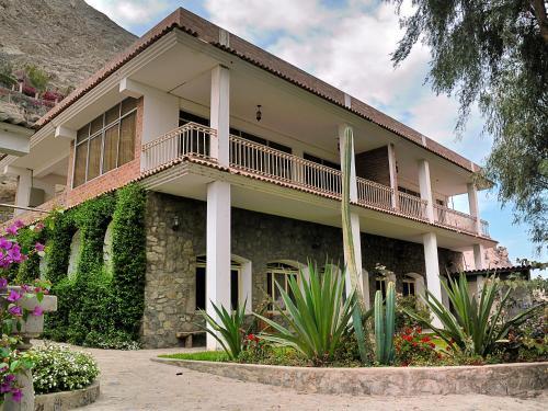 Hacienda Hotel Guizado Portill..