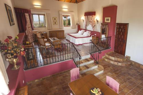Suite mit Bergblick - Einzelnutzung Hotel Rural Masía la Mota 6