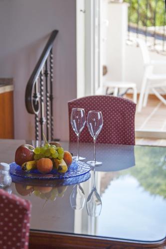 Suite mit Bergblick - Einzelnutzung Hotel Rural Masía la Mota 7