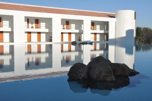 Hotel Hacienda Cantalagua Golf Temascalcingo Mexico