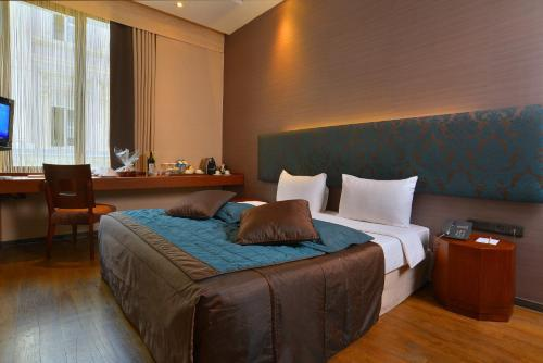 Executive Çift Kişilik Oda (Executive Double Room)