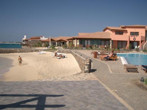 Porto Antigo Two Bed Apartment with Sea View, Santa Maria