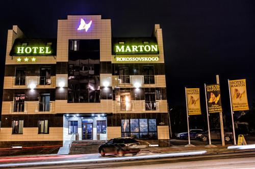 Stay at Hotel Marton Rokossovskogo