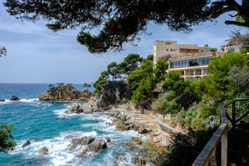 Отель Cap Roig 4 звезды Испания