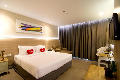 Sea Me Spring Too Hotel, Pattaya