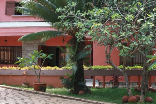 La Villa Colombe Bed and breakfast, Ivato