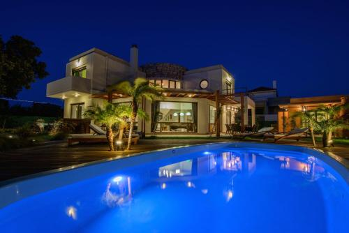 Rhodes Gem Villa