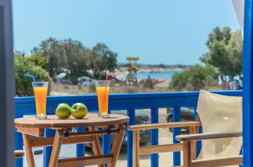 Отель Naxos Golden Beach 1 0 звёзд Греция