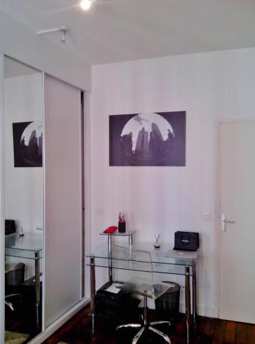 Apartment rue Lebouteux
