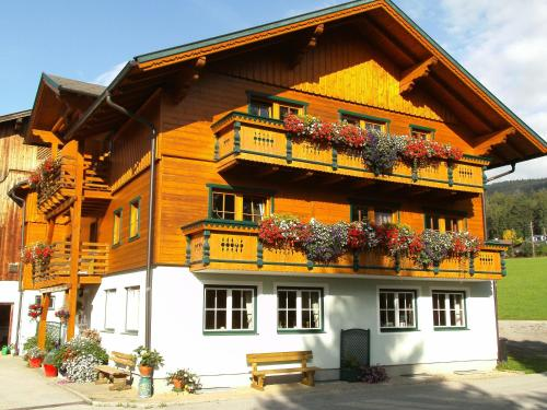 Appartements Bacherhof - Apartment mit 2 Schlafzimmern und Südbalkon