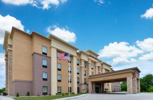 Hampton Inn Iowa City/University Area