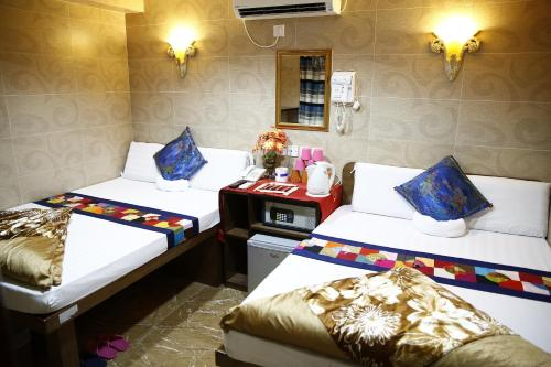 Sandhu Hotel, 香港