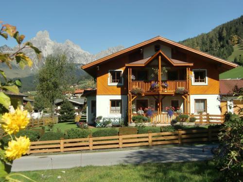 Villa Pauli - Apartment mit 1 Schlafzimmer und Balkon