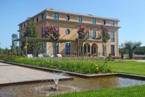 Habitación Doble Clásica Casa Anamaria Hotel & Villas 4
