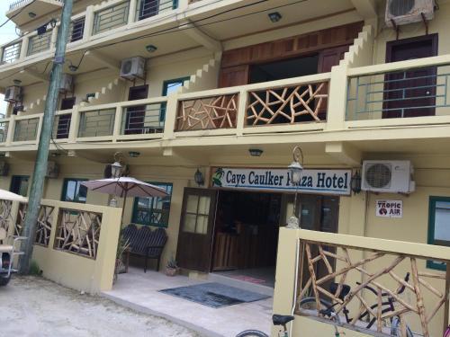 Caye Caulker Plaza Hotel, Caye Corker