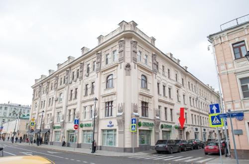 Хостел Покровка, Москва