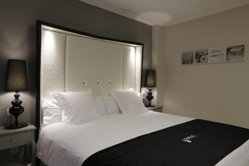 Habitación Doble con terraza - 1 o 2 camas Capitol Boutique Hotel 1