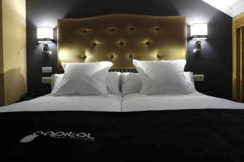 Double or Twin Room Capitol Boutique Hotel 1