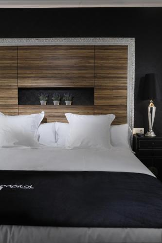 Superior Zimmer mit Kingsize-Bett Capitol Boutique Hotel 4