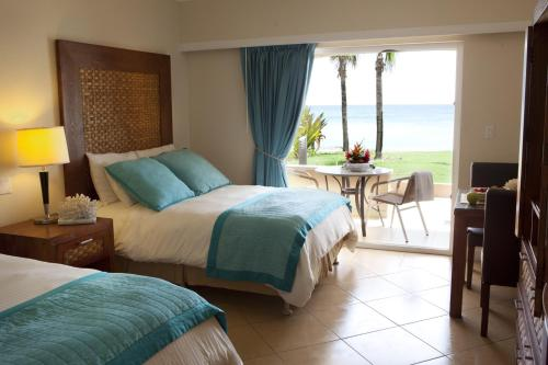 Double Guestroom- Beachtront
