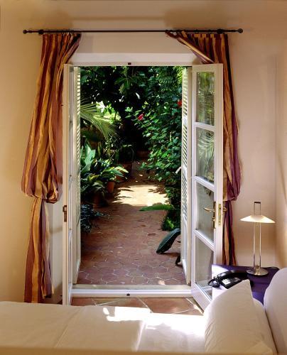 Habitación Doble con vistas al jardín Can Verdera 7