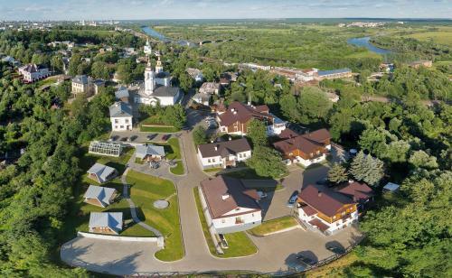 Отель Park Hotel Voznesenskaya Sloboda 4 звезды Россия