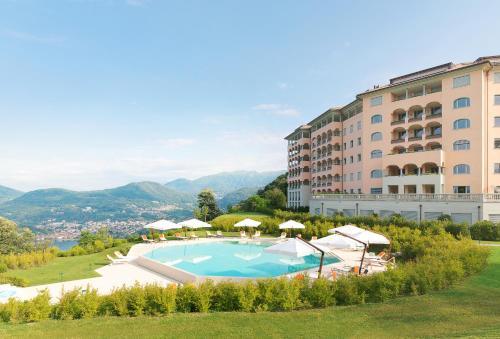 Отель Resort Collina d'Oro - Hotel & Spa