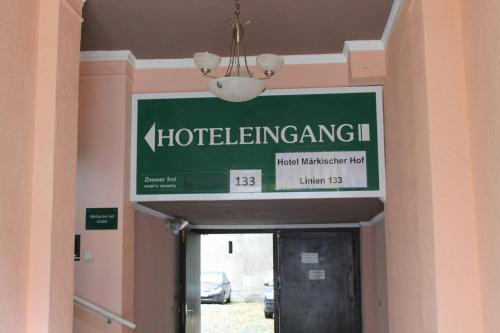Hotel Märkischer Hof photo 26