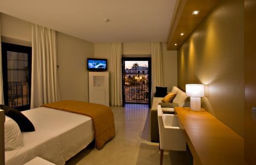 Habitación Doble Superior Hotel Barrameda 3