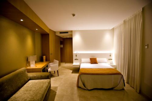 Superior Double Room Hotel Barrameda 1