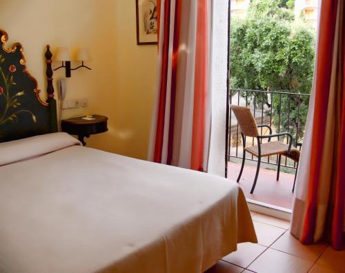Standard Doppelzimmer Hotel Sant Roc 3