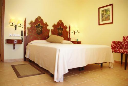 Standard Doppelzimmer Hotel Sant Roc 1