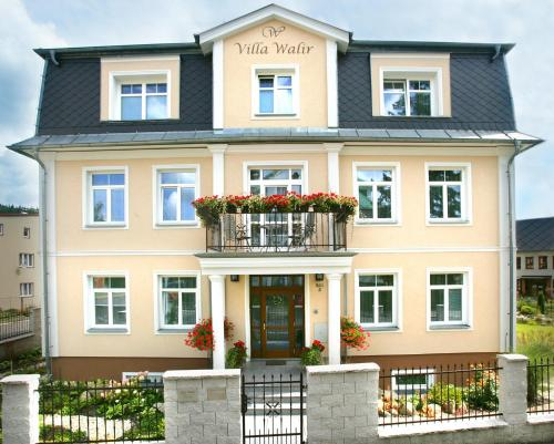 Отель Villa Walir 3 звезды Чешская Республика