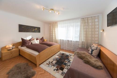Appartements Hötzendorfer - Apartment mit 1 Schlafzimmer