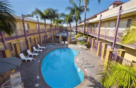 Del Sol Inn Anaheim Anaheim Ca United States Overview