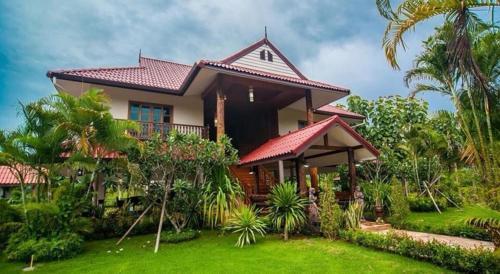 Отель Little-Teak Homestay 2 звезды Таиланд