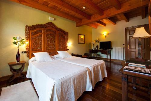 Habitación Doble Superior Relais du Silence Hotel & Spa Etxegana 1